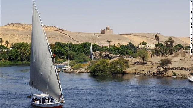 10. Río Nilo, Africa
