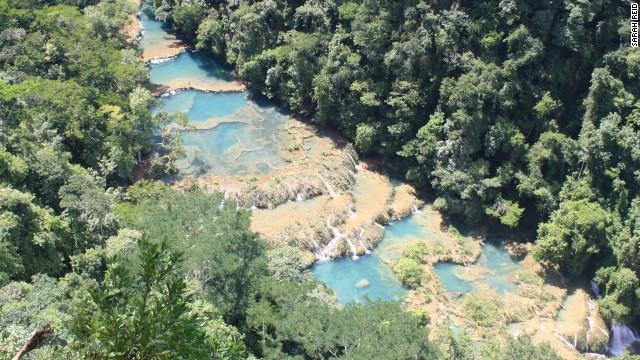 3. Río en Guatemala