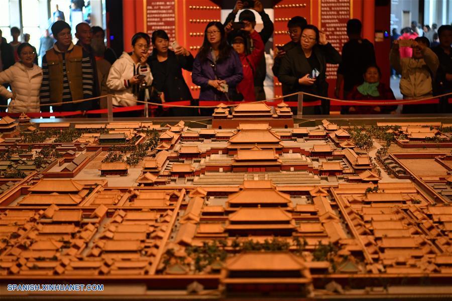CHINA-SHANXI-MUSEO