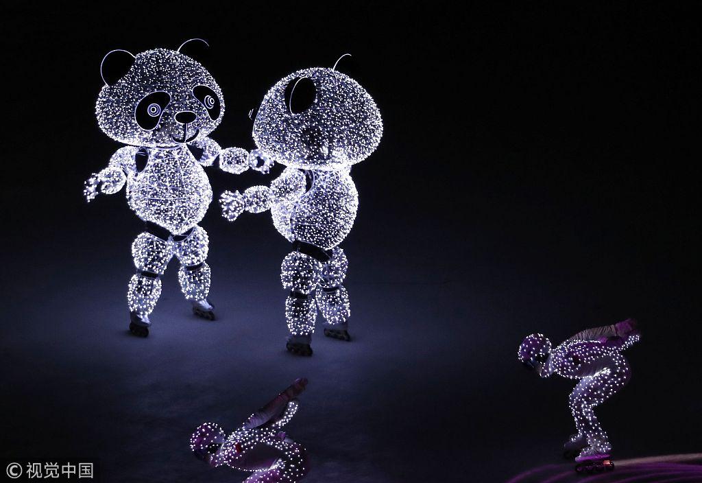 Concurso Por La Mascota De Los Jj Oo De Invierno Beijing 2022 Entra