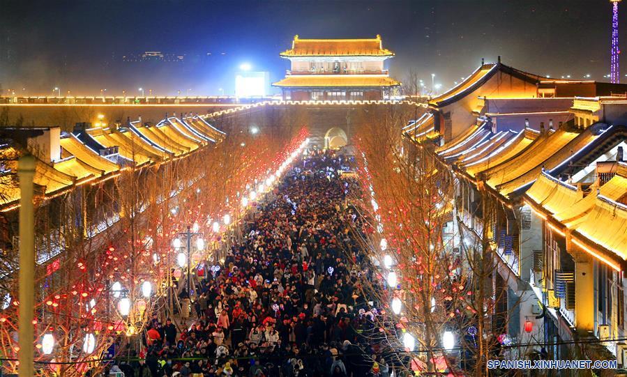 CHINA-HEBEI-ZHENGDING-TURISMO