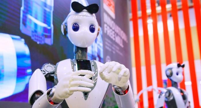 Tecnologías De Punta En Expo De Inteligencia Artificial En