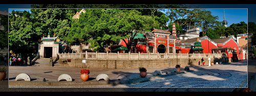 Centro Histórico de Macao-patrimonio de la humanidad 1