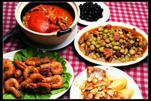 Gastronomía- Macao 1