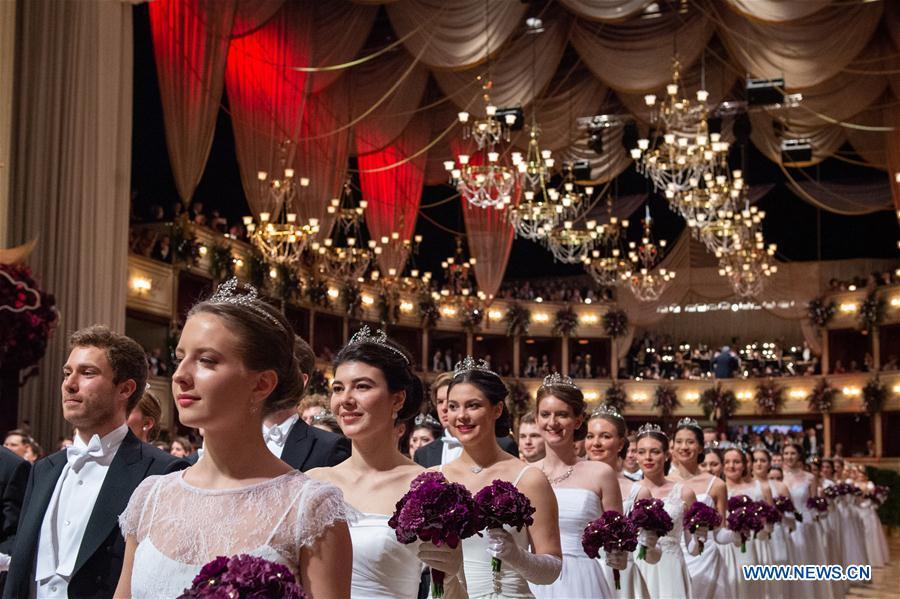 Baile De Opera De Viena 2020 Spanish China Org Cn 中国最权威的西班牙语新闻网站