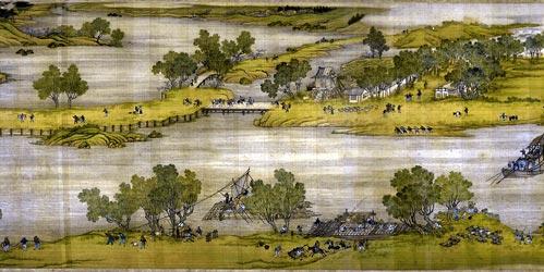 Riverside Scene during Qingming Festival