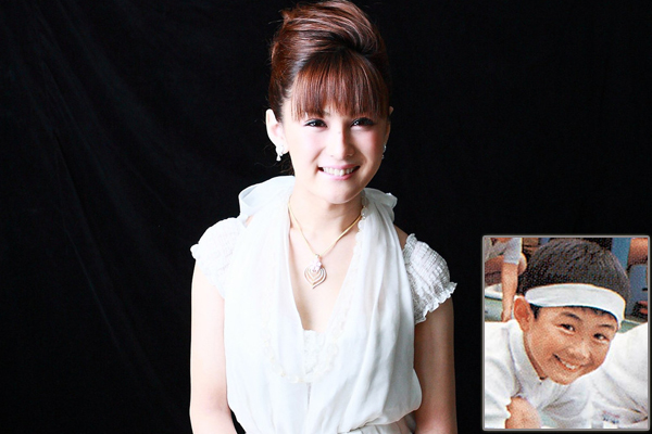 Ayana Tsubaki,one of the 'Top 10 transsexual entertainers in Asia'by China.org.cn.