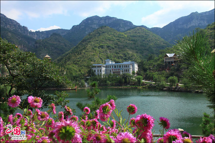 Amazing Tanxi Mountain in central Shandong
