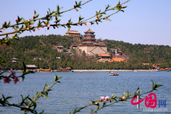 Summer Palace in Beijing, one of the 'Top 10 landmarks in China' by China.org.cn