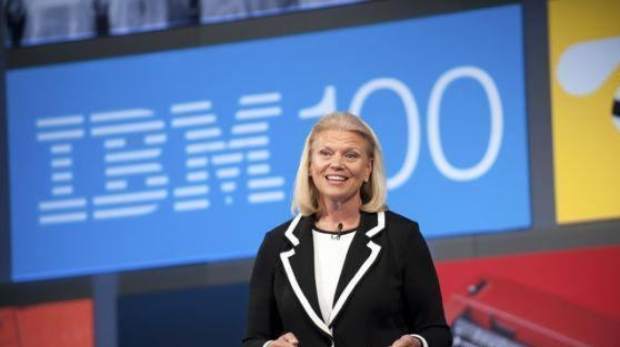 Virginia Rometty, one of the 'Top 10 most powerful women in the world' by China.org.cn.