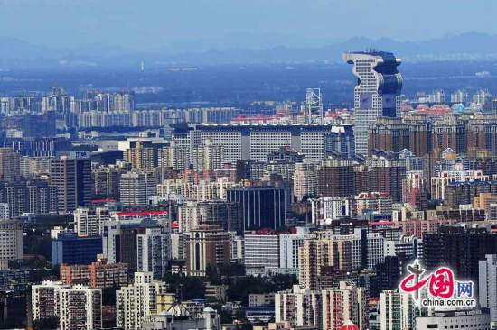 Beijing, one of the 'Top 10 worst provinces to buy a house in China' by China.org.cn