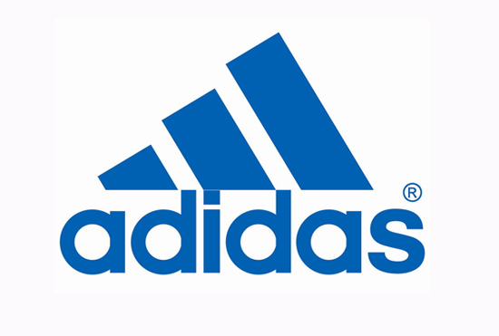 Adidas, one of the 'top 10 brands in Asia in 2016' by China.org.cn.