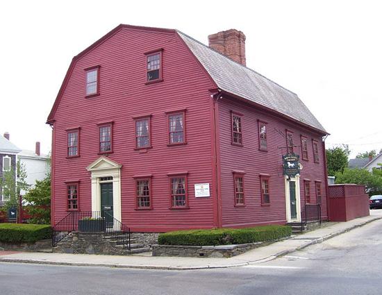 美国罗德岛州的白马酒馆(White Horse Tavern) [资料图]