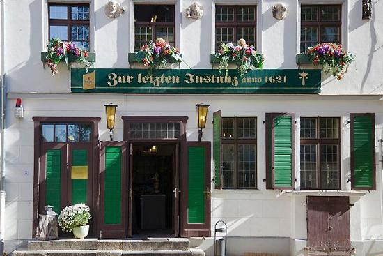 德国柏林的Zur letzten Instanz餐厅 [资料图]
