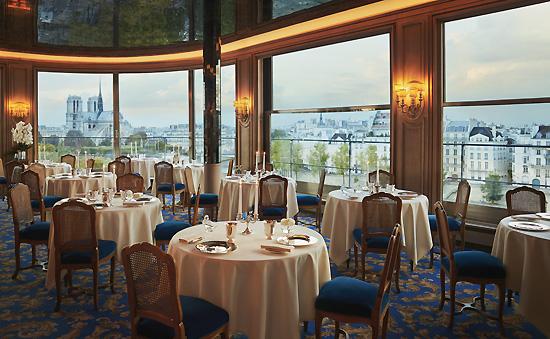法国巴黎的银塔美食餐厅(La Tour d'Argent) [资料图]