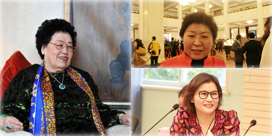 Top 10 richest women in China - China org cn