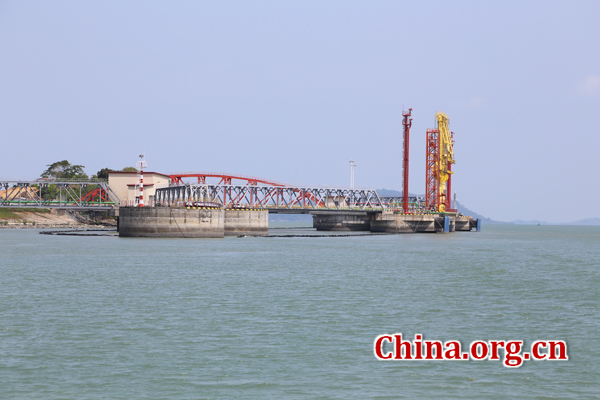 Article>China-Myanmar pipelines: 'Paukphaw' route</Article