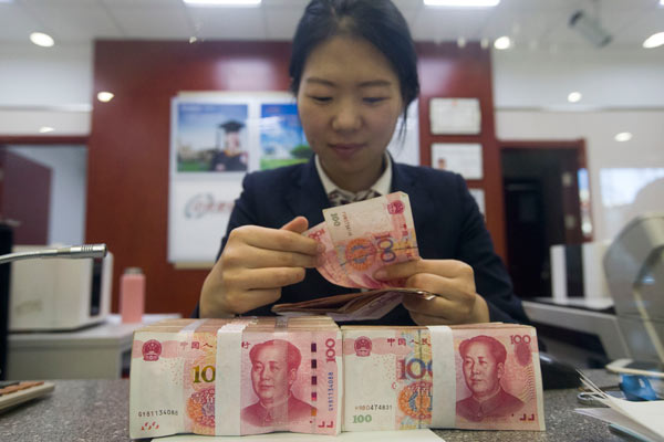 China Nov FX Reserves Rise for 10th Month as Outflow Risks Ebb