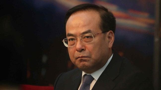 China opens criminal probe against top Communist official