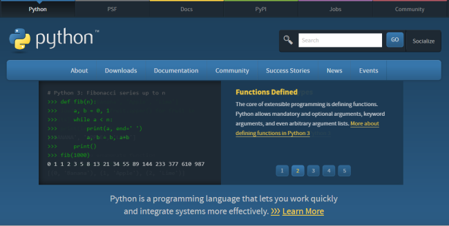 Pupils to learn programming language Python- China org cn