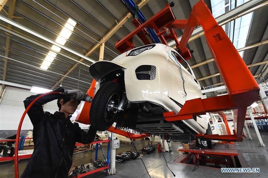 China's manufacturing sector to continue expanding in 2018