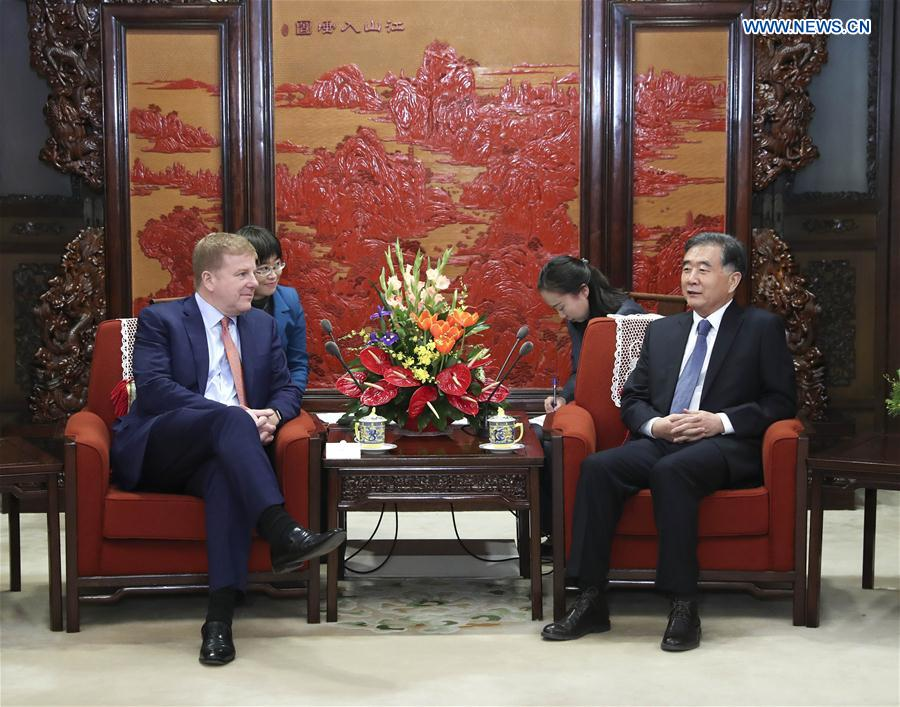 Vice premier calls for enhanced china us economic ties for Chambre commerce chine
