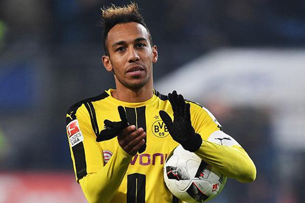 Chinese teams chase big-money Aubameyang