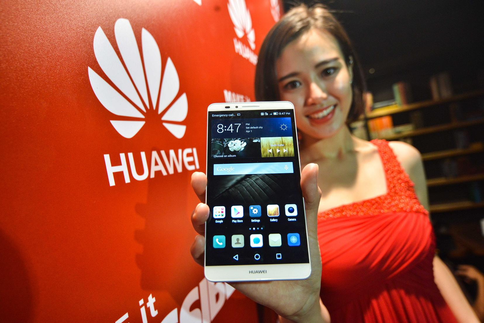 Huawei Still Calling on US Despite Local Resistance