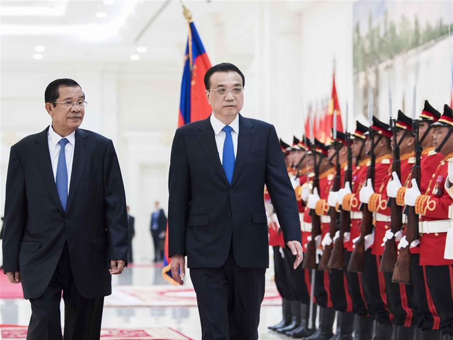 China, Asia leaders discuss Mekong dam projects