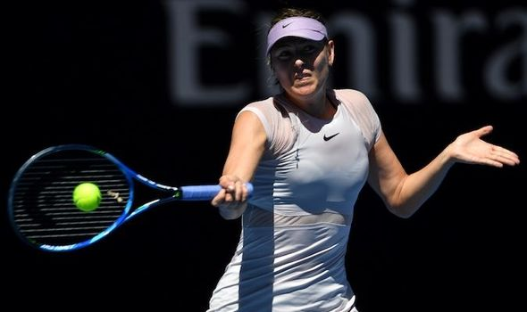 Fit-again Sharapova focusing on positives despite Australian Open exit