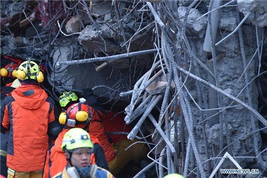 Canadian Couple Among Those Killed In Taiwan Earthquake