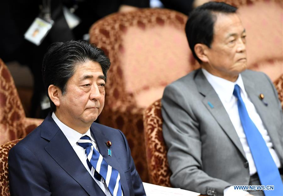 Cronyism Allegations Chip Away at Support for Japan's Abe