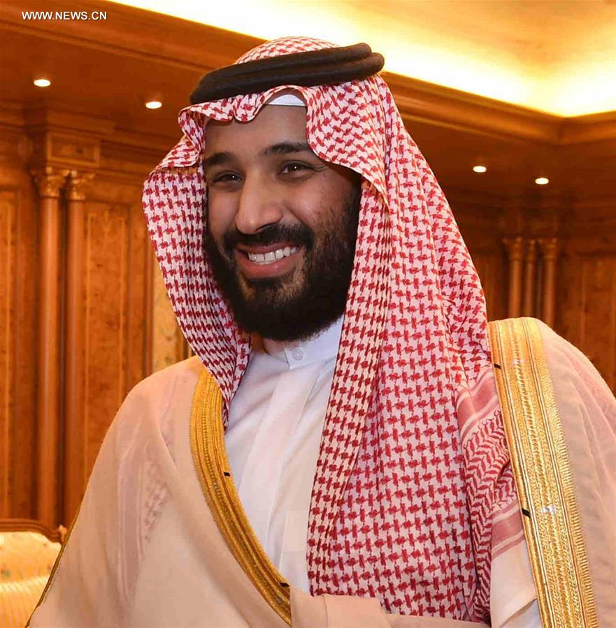 Saudi Crown Prince holds talks in NY
