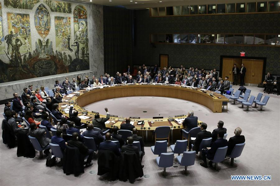 Russia vetoes UN resolution on Syria after suspected chemical attack