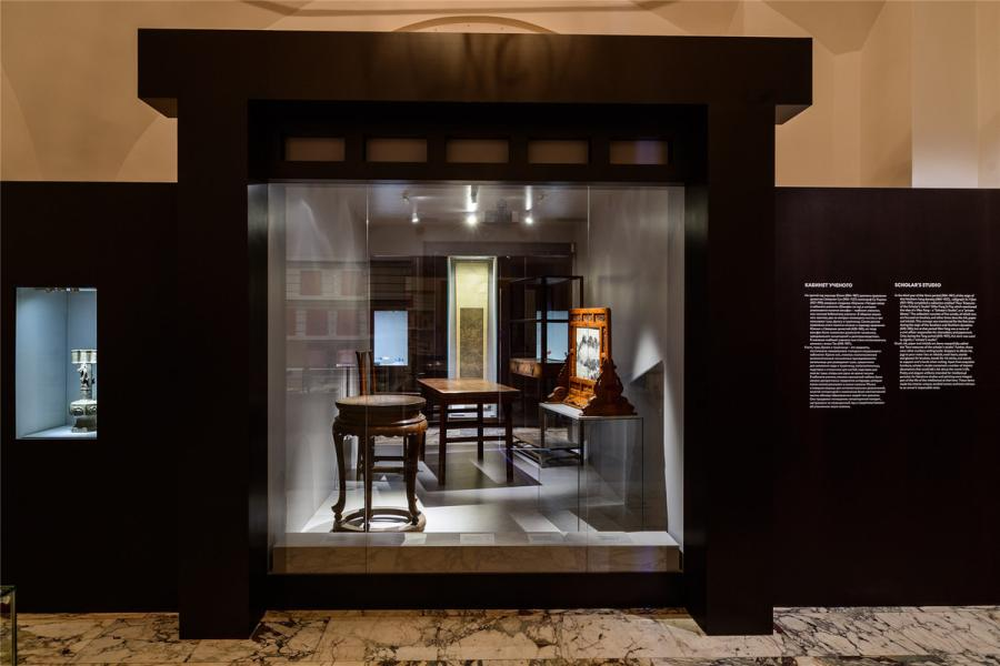 Ming Dynasty The Radiance Of Knowledge Exhibition Kicks Off Earlier This Month At Moscow Kremlin Museums Photo Provided By Shanghai Museum