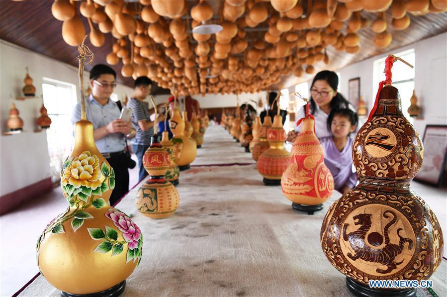 People Enjoy Labor Day Holiday Across China China Org Cn