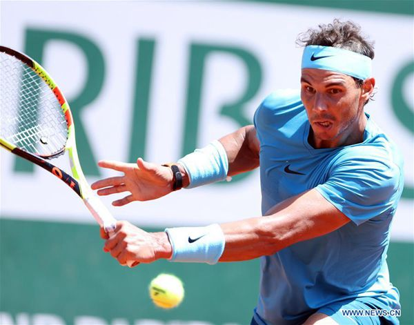 Ruthless Nadal crushes Del Potro to reach final