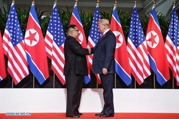Trump Kim summit: Pentagon remains 'ironclad' after war games cancelled