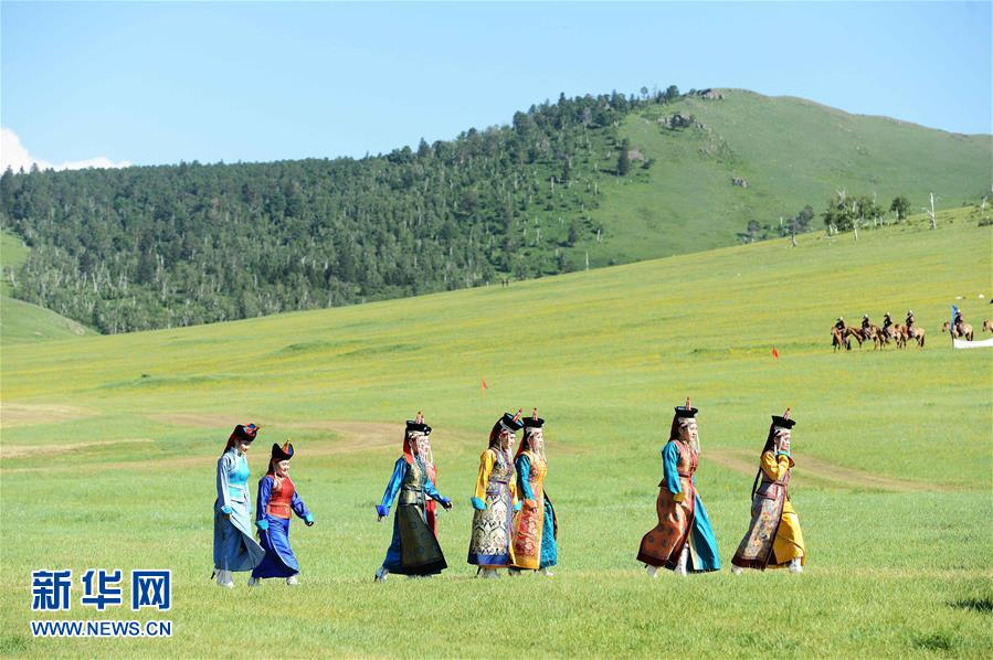 Mongolia, one of the 'Top 10 countries with most inbound visits to Chinese mainland in 2017' by China.org.cn.