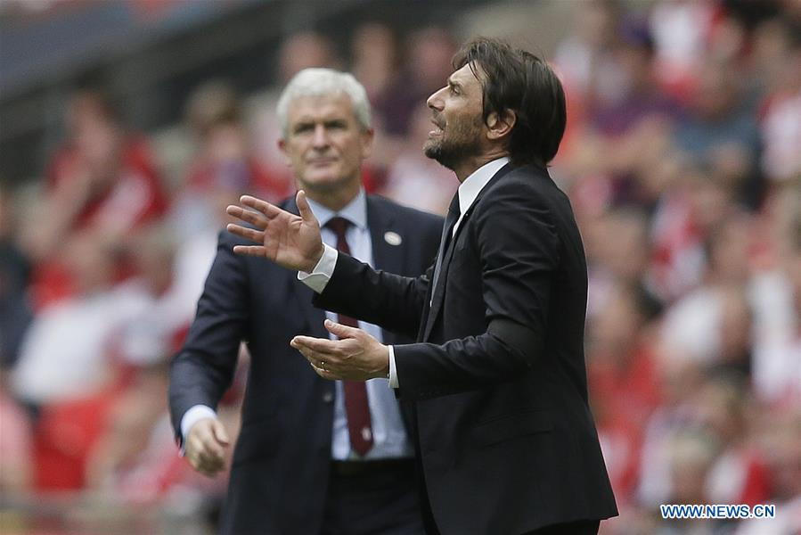 Antonio Conte's managerial stint with Chelsea comes to an end