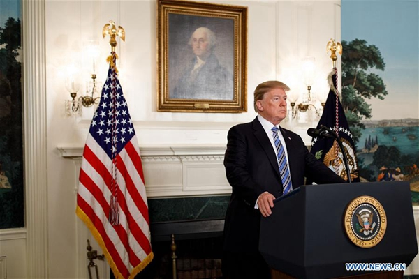 U.S.  to fully enforce reimposed Iran nuclear sanctions
