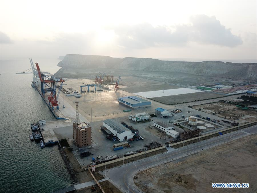 Mideast and Africa's road to China goes through Gwadar