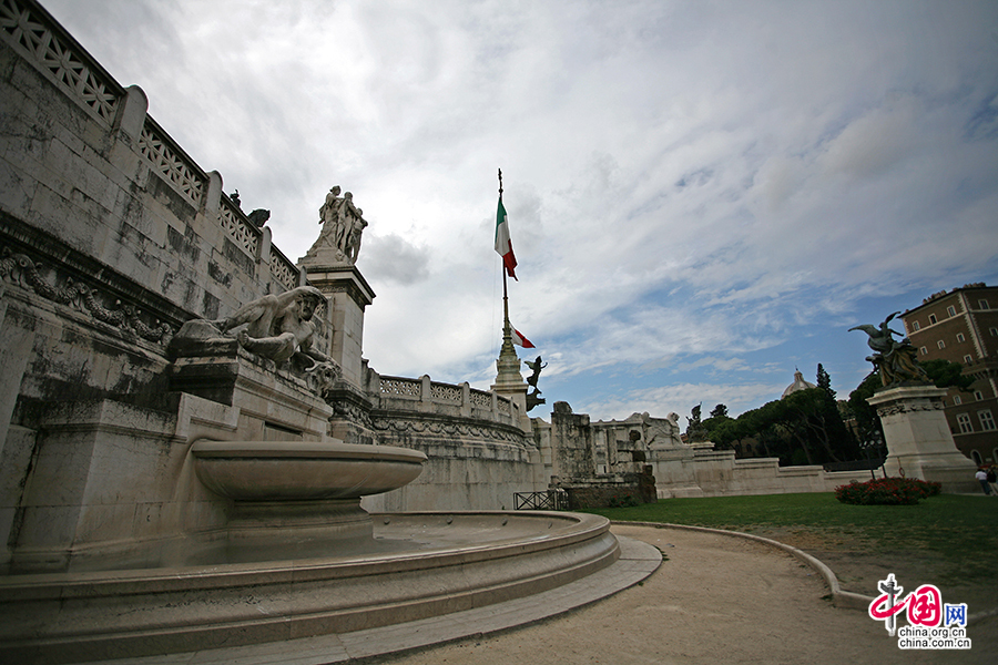 Italy, one of the 'Top 10 global tourism destinations ' by China.org.cn.