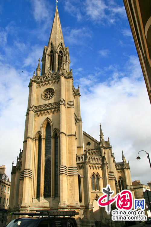 United Kingdom, one of the 'Top 10 global tourism destinations ' by China.org.cn.
