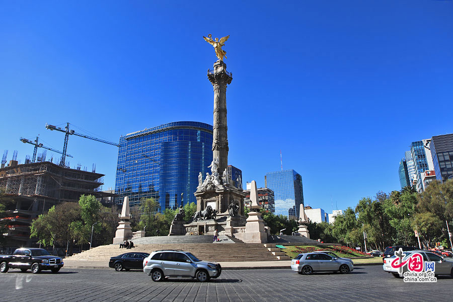 Mexico, one of the 'Top 10 global tourism destinations ' by China.org.cn.