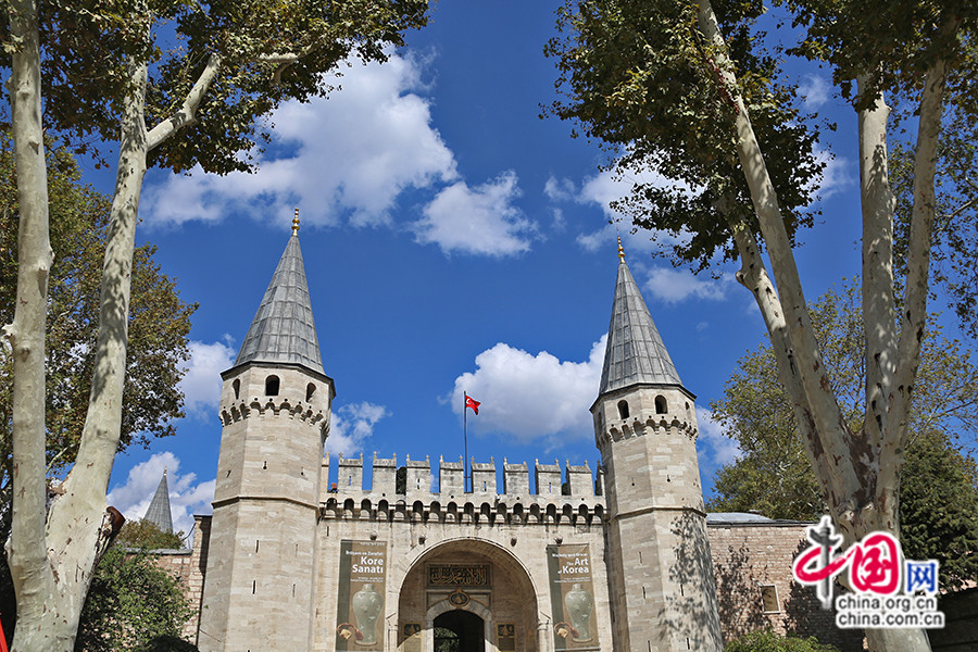 Turkey, one of the 'Top 10 global tourism destinations ' by China.org.cn.