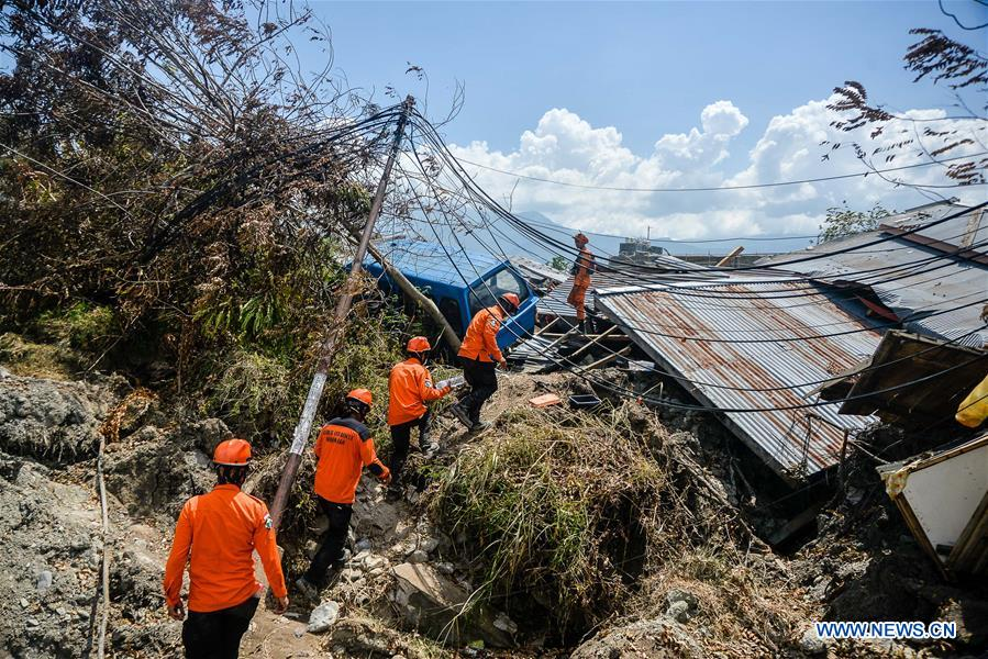 Deadline approaches for finding Indonesia quake, tsunami survivors