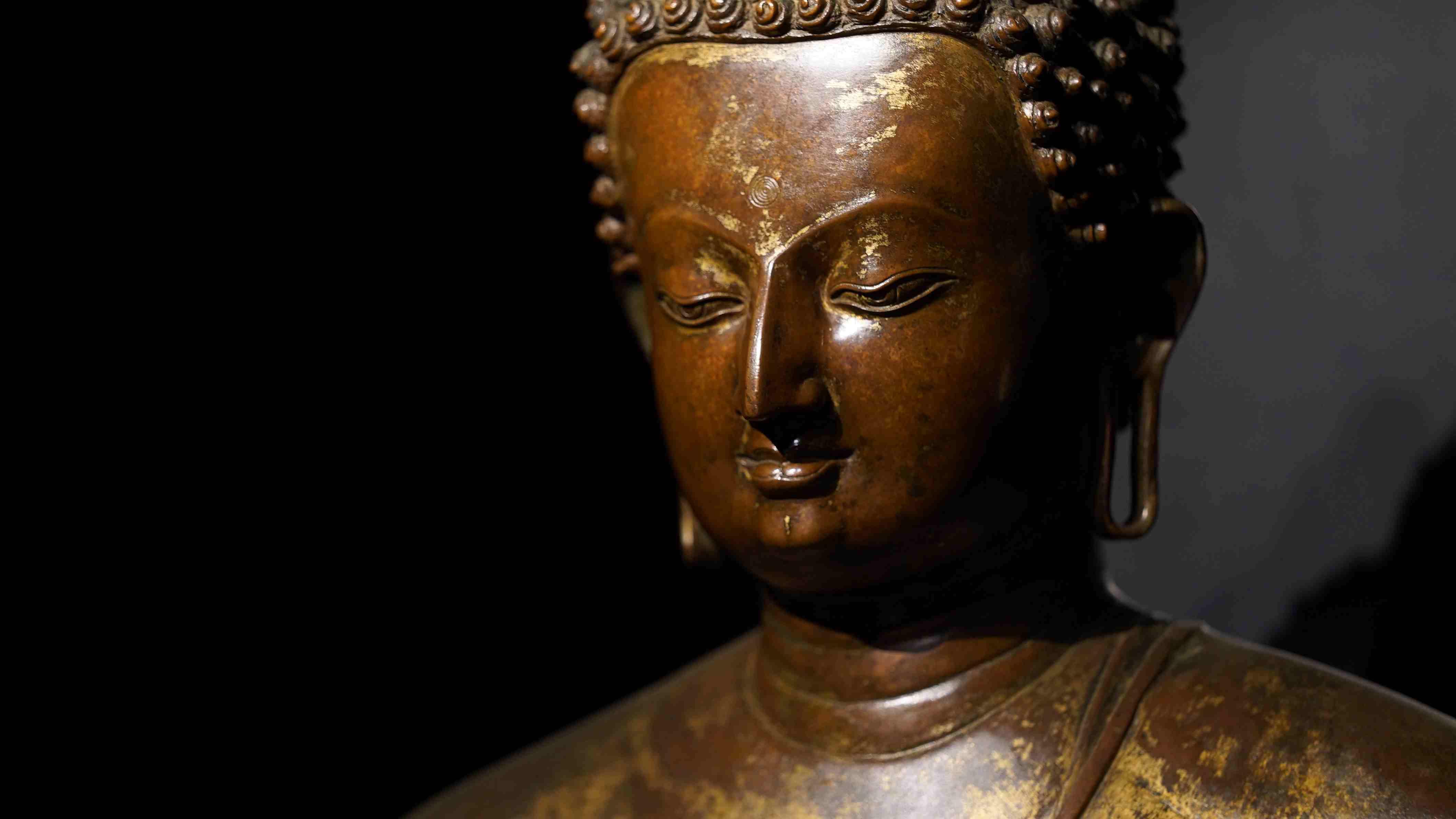 Zhiguan Museum director discusses Himalayan art