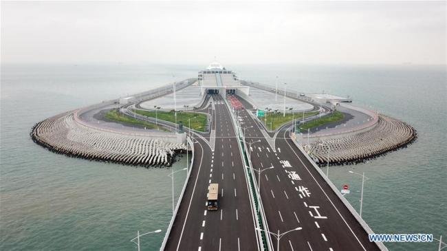 Hong Kong BrГјcke