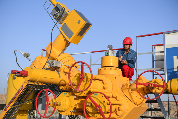 Xinjiang oilfield closed to protect endangered animals